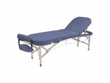 Складной массажный стол Vision Apollo xform синий агат